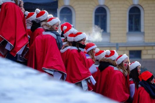christmas chour senate square 2